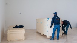 Falegnameria, imballi su misura - Caradonna Logistics