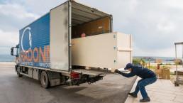 Trasporto opere d'arte - Caradonna Art Movers